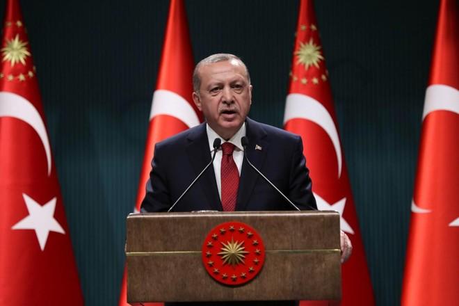 Recep Tayyip Erdogan, o presidente turco, está no poder há mais de 15 anos | ADEM ALTAN/ AFP