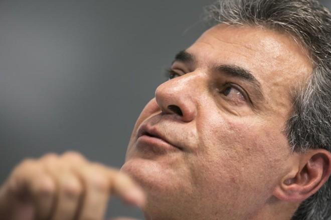 O ex-governador Beto Richa é denunciado por Tony Garcia por fraude em licitações do programa Patrulha do Campo. | Marcelo Andrade/Gazeta do Povo