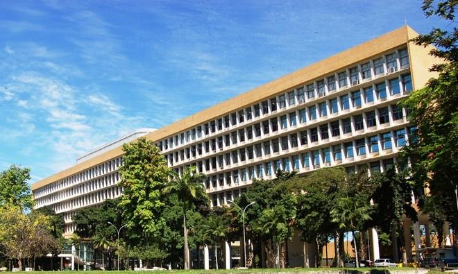 Prédio da Universidade Federal do Rio de Janeiro | Divulgação /UFRJ