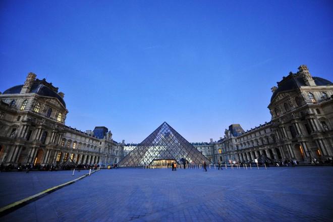 Museu do Louvre | LIONEL BONAVENTURE/ AFP