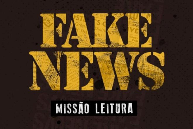 Desafio do LeP incentiva que professores e alunos saibam lidar com as notícias falsas |