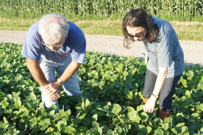 Daniela Siqueira conheceu na prática o vocabulário em inglês no segmento do agronegócio | Arquivo Pessoal