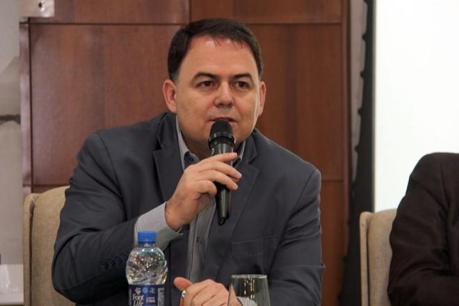 Nelson Leal Júnior, ex-diretor do DER-PR.   Jorge Woll/DER-PR/Arquivo/