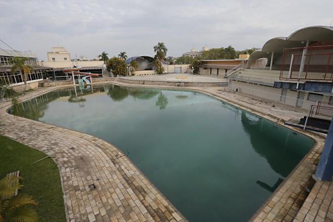 fc0b639266f Paraná Clube  piscinas da sede Kennedy são interditadas
