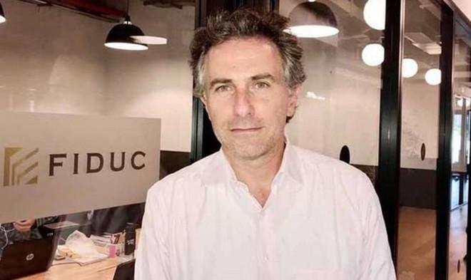 Pedro Guimarães, sócio fundador e CEO da Fiduc, lançada em fevereiro de 2017. | Divulgação/