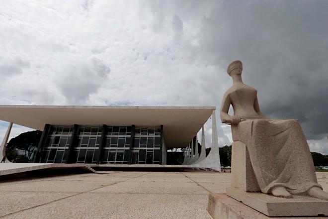 Sede do Supremo Tribunal Federal (STF), em Brasília. Corte já decidiu casos envolvendo nomeação de parentes a cargos políticos. | Albari Rosa/Gazeta do Povo/Arquivo