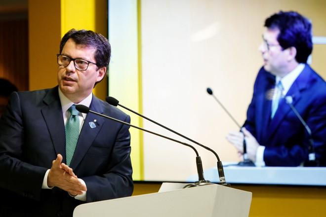 Paulo Caffarelli (foto) pediu demissão do cargo de presidente do Banco do Brasil | Alan Santos/PR