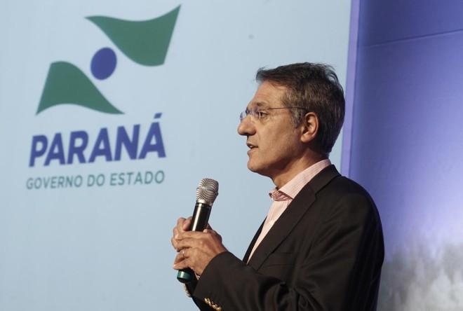Pepe Richa é acusado de ter recebido dinheiro de propina referente a decreto assinado pelo irmão Beto Richa em 2014. | Daniel Castellano/Gazeta do Povo