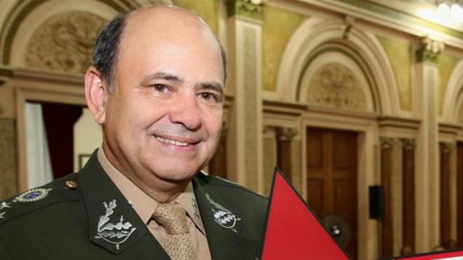 Nome do general Luiz Felipe Kraemer Carbonell foi bem recebido pelas entidades de segurança do Paraná como secretário do governo Ratinho.   Andressa Katriny/CMC