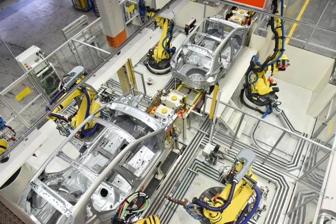 Fábrica da Volkswagen, em São Bernardo do Campos, São Paulo. | Volkswagen/Divulgação