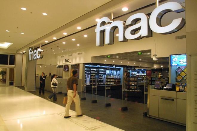 Fachada da Fnac Curitiba,inaugurada em 2004 no ParkShoppingBarigüi. | IVONALDO ALEXANDRE/IVONALDO ALEXANDRE