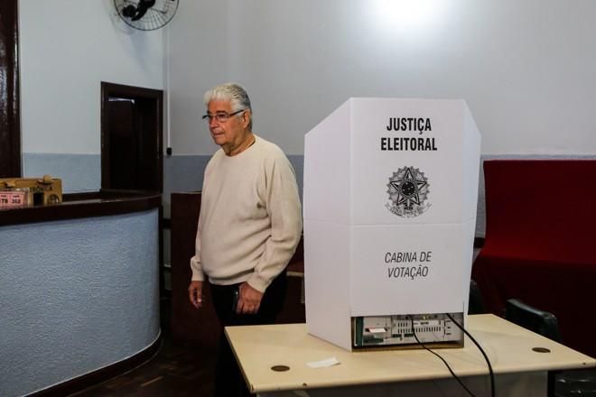 Político paranaense ficará sem mandato depois de quase 30 anos consecutivos. | André Rodrigues/Gazeta do Povo