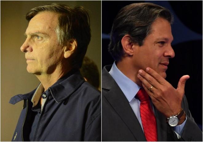 | Fernando Frazão/Agência Brasil; Nelson Almeida/AFP/