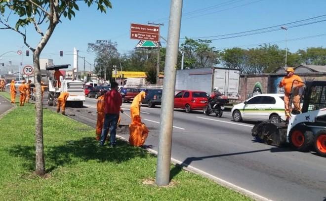 Trânsito é complicado na região | Divulgação/PRF