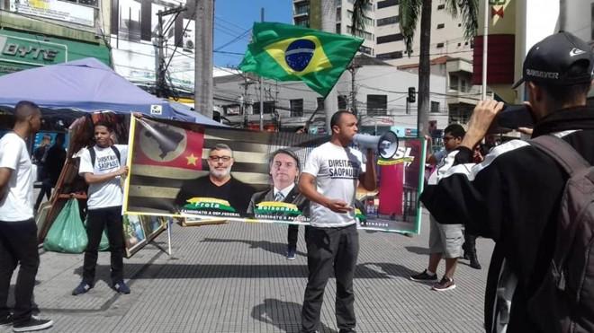 Deputado eleito criou obloco carnavalesco Porão doDops, com marcha contra bandido | Reprodução/Facebook