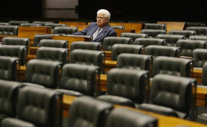 Nelson Meurer teve o pedido de cassação por quebra do decoro parlamentar arquivado. | Rodolfo Bührer/Gazeta do Povo