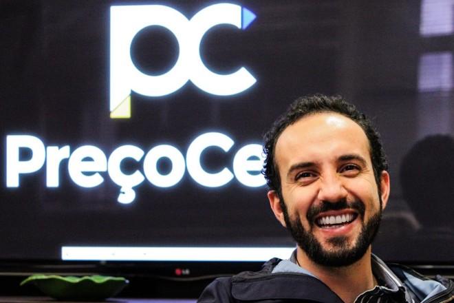 Marcelo Roque, CEO da Preço Certo:  ideia era criar  uma ferramenta para ajudar empresas a resolverem uma das maiores dores dos negócios, que a precificação correta de produtos e serviços com base nos indicadores financeiros do negócio. | DIvulgação/PreçoCerto