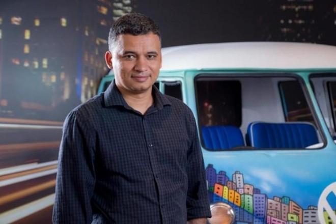 Alexander Albuquerque, fundador da fintech. | Banco Maré/Divulgação