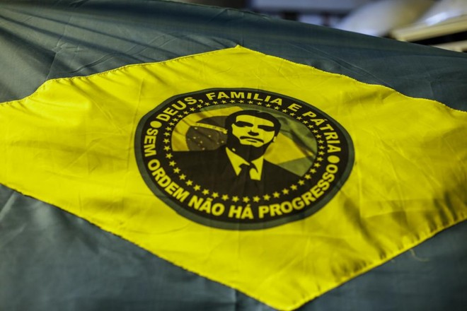 jair Bolsonaro afirmou que anunciará os nomes de novos ministros em suas redes sociais assim que eles forem definidos.   André Rodrigues/André Rodrigues