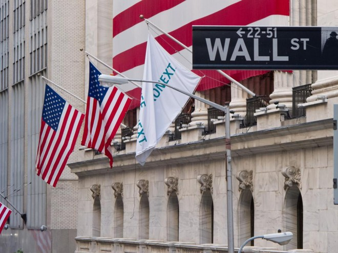 Fachada da Bolsa de Nova York. | Carlos Delgado/Wikimedia Commons