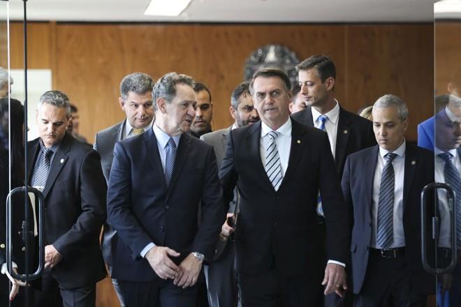 Bolsonaro volta a Brasília nesta terça-feira (13) para tratar de, pelo menos, cinco assuntos prioritários | José Cruz/Agência Brasil