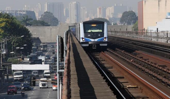CCR é uma das maiores concessionárias de infraestrutura do país e, no estado de São Paulo, administra cinco rodovias e opera a linha Amarela do metrô da capital | Luiz Carlos Murauskas - Folhapress/Arquivo Gazeta do Povo