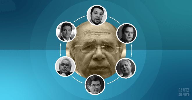 Paulo Guedes, futuro ministro da Economia, já escolheu os principais nomes para a equipe econômica do governo Bolsonaro   Osvalter Urbinati/Gazeta do Povo