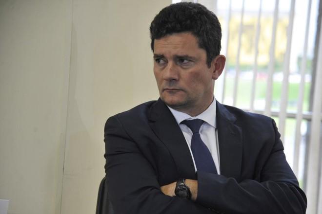 Juiz Sergio Moro pretende recuperar e levar para votação no Congresso Nacional parte das dez medidas de combate à corrupção que foram rejeitadas em 2016. | Valter Campanato/ Agência Brasil