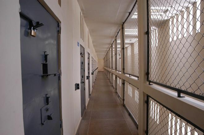 Presídio federal brasileiro: unidades não têm superlotação, mas custo do preso é mais alto | Ministério da Justiça/Divulgação