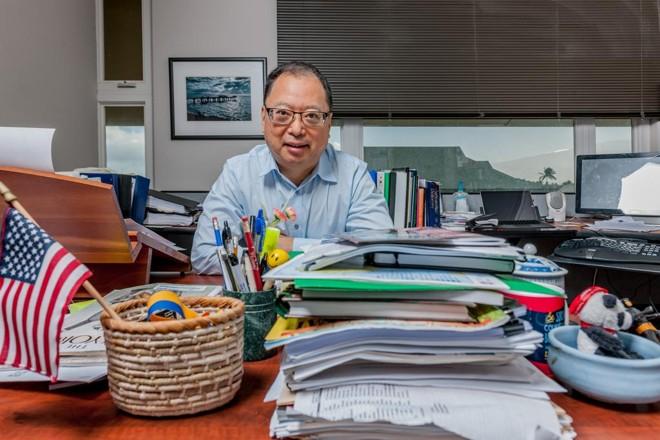 Brian Moto:jogos e recursos visuais quando jovens para melhorar a aposentadoria. | TONY NOVAK-CLIFFORD/NYT
