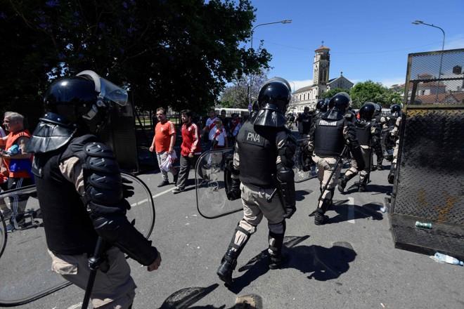 | JUAN MABROMATA/AFP
