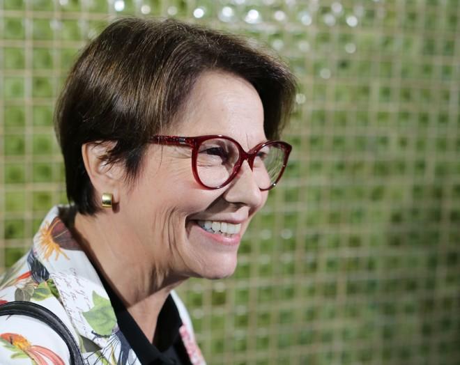 Deputada federal e agrônoma Tereza Cristina será ministra da Agricultura, a partir de 1º  de janeiro | SERGIO LIMA/AFP