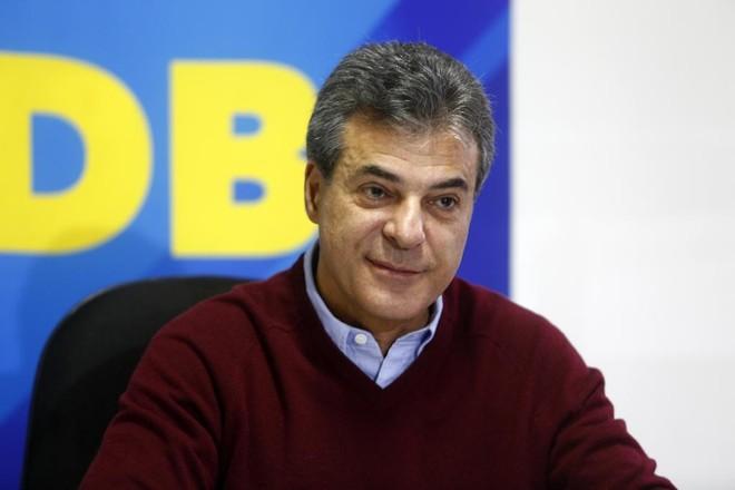 Beto Richa, ex-governador do Paraná. | Aniele Nascimento/Gazeta do Povo