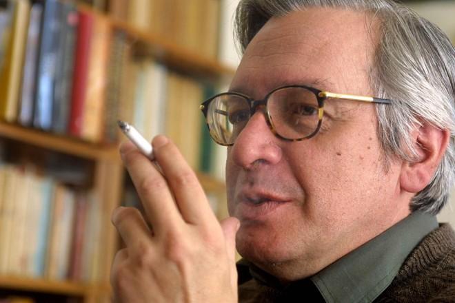 O filósofo Olavo de Carvalho   RODOLFO BUHRER/Gazeta do Povo
