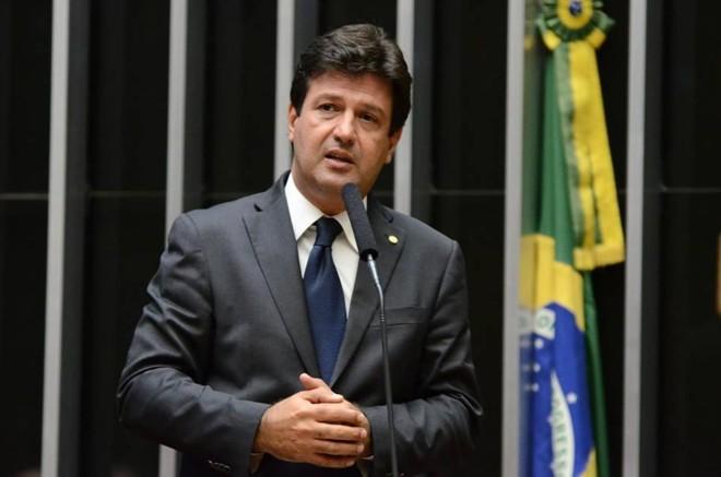 Deputado federal e médico Luiz Henrique Mandetta é o novo ministro da Saúde | Reprodução/Facebook