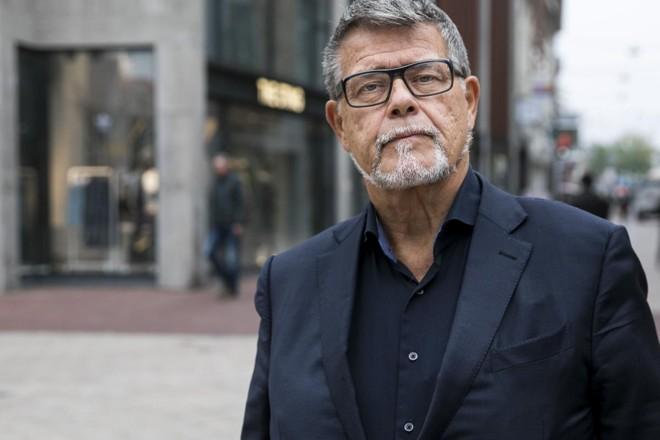 O holandêsEmile Ratelband afirma se sentir com 49 anos, e não com os 69 que tem biologicamente.   Roland Heitink/ AFP