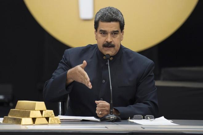 O ditador da Venezuela Nicolás Maduro | Carlos Becerra /Bloomberg