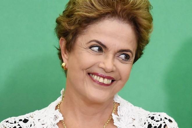 Apesar de ter sido o principal alvo das pedaladas fiscais, a ex-presidente não foi denunciada pelo Ministério Público na ação das 'pedaladas' | Evaristo SA/AFP
