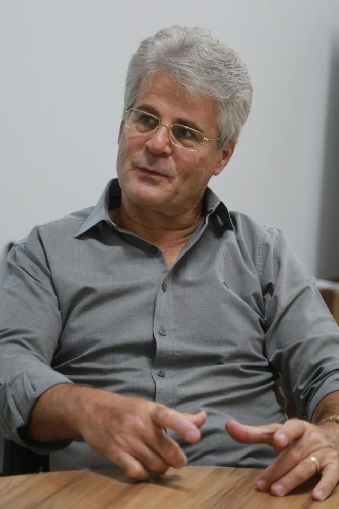 Weber Vaz de Melo, diretor gera de Operações da Suinco. | Felipe Rosa