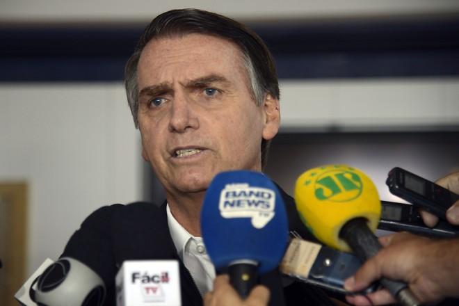 O presidente eleito, Jair Bolsonaro. | Tânia Rêgo/Agência Brasil