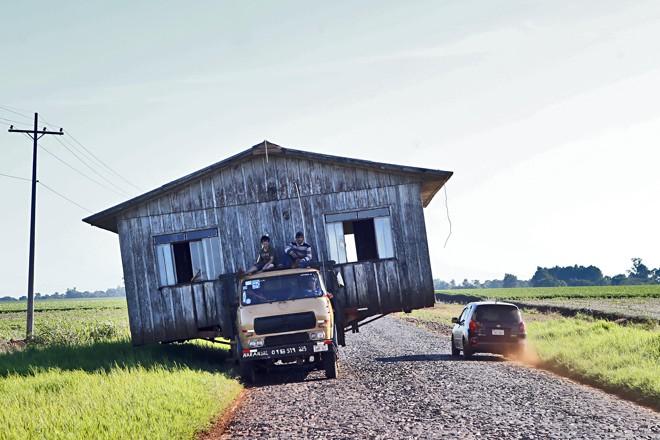 Estrada paraguaia:Paraguai deve aumentar investimentos em logística para dar conta do crescimento da produção agrícola. | Albari Rosa/Gazeta do Povo