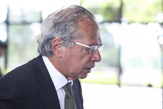 Futuro ministro, Paulo Guedes cancelou ida a Europa nesta semana por motivos de saúde   José Cruz/Agência Brasil