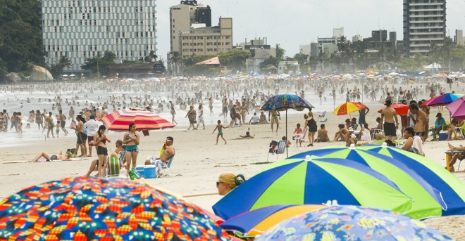 Em 2018, verão começa no dia 21 de dezembro | Hugo Harada/Gazeta do Povo/Arquivo
