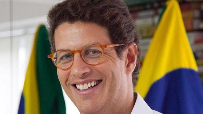 Oadvogado Ricardo Salles, futuro ministro do Meio Ambiente:suspeita de favorecimento a empresas enquanto era secretário estadual em São Paulo. | Reprodução/Facebook
