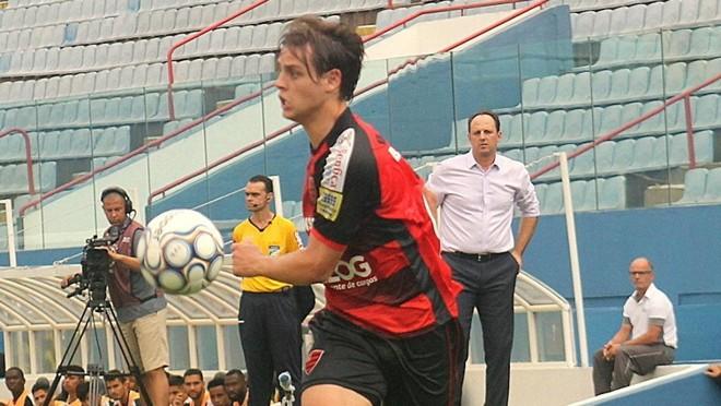 Conrado defendeu o Oeste na última Série B   Jefferson Vieira/Oeste FC