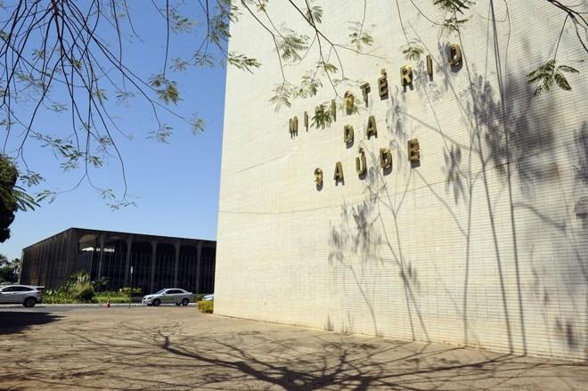 Ministério da Saúde é uma das pastas no radar para corte de funcionários terceirizados | Marcos Oliveira/Agência Senado