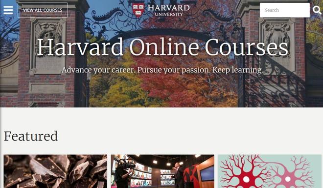 Harvard Tem 114 Cursos Online Gratis Em 11 Areas Diferentes