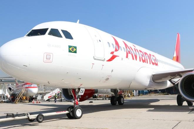 Airbus 320 da Avianca Brasil | Divulgação/Avianca Brasil