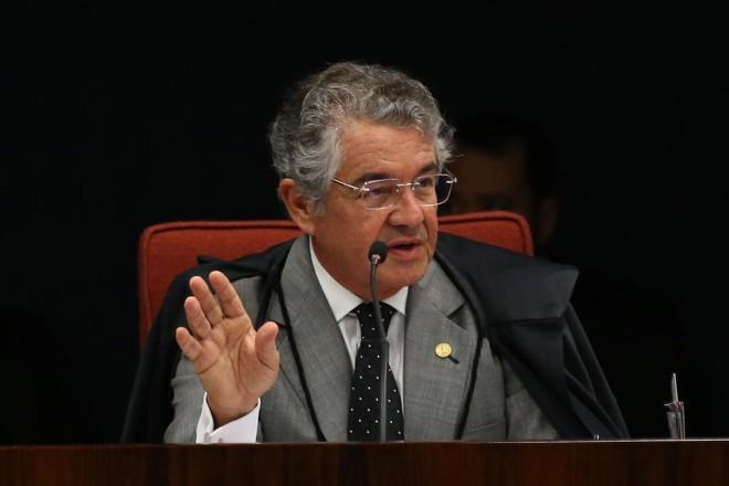 Em 19 de dezembro de 2018, o Ministro do STF Marco Aurélio causou polêmica ao deferir liminar suspendendo a prisão de condenados em 2ª instância. | José Cruz/Agência Brasil