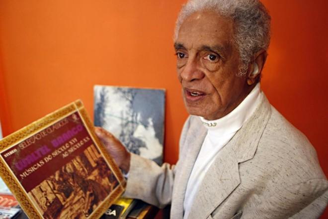 O músico Waltel Branco, em março de 2011 | Albari Rosa/Arquivo Gazeta do Povo